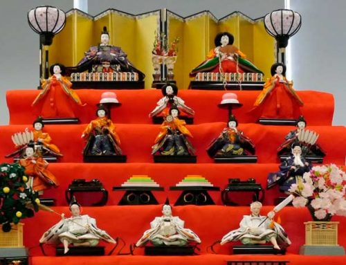 Friday is Hinamatsuri