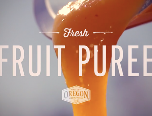 Hokusei Starts Oregon Fruit Products Puree Sales