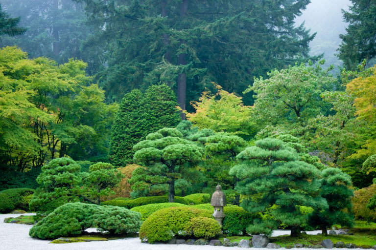 Best Wishes for the Portland Japanese Garden