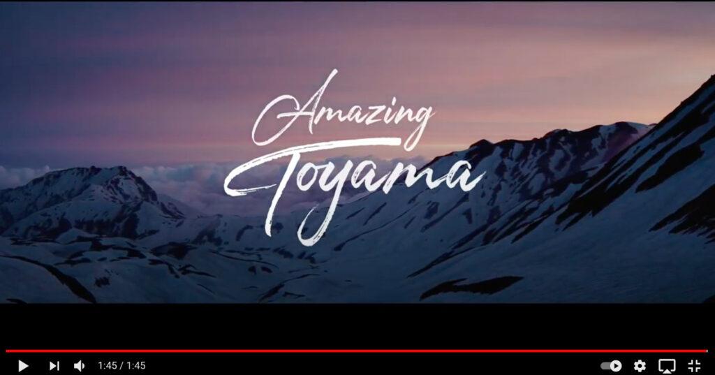 Amazing Toyama Video